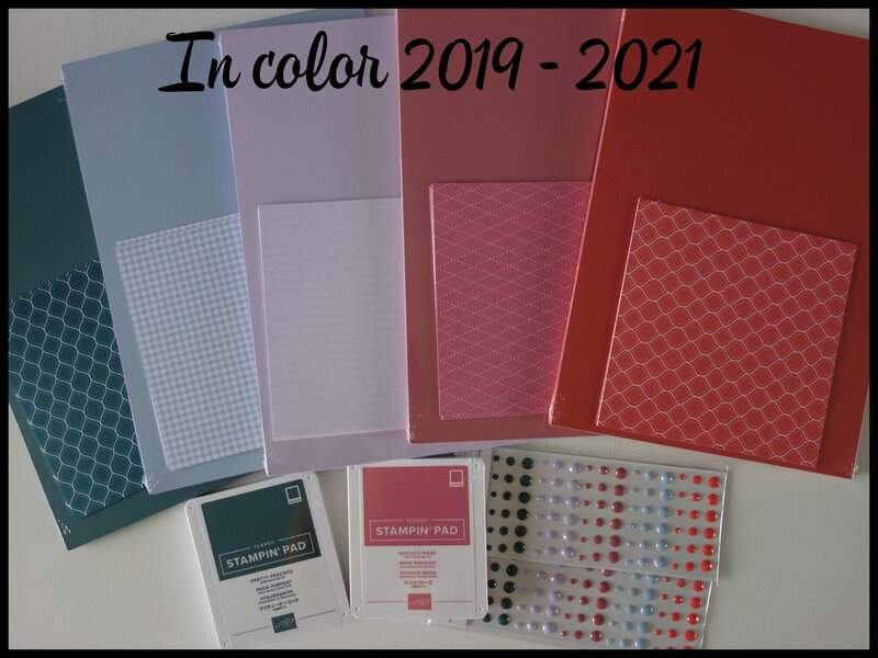 In color 2019-2021