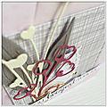 Dt 4enscrap - journée mondiale du scrapbooking - inspiration sketch
