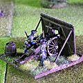Artillerie de charles xii