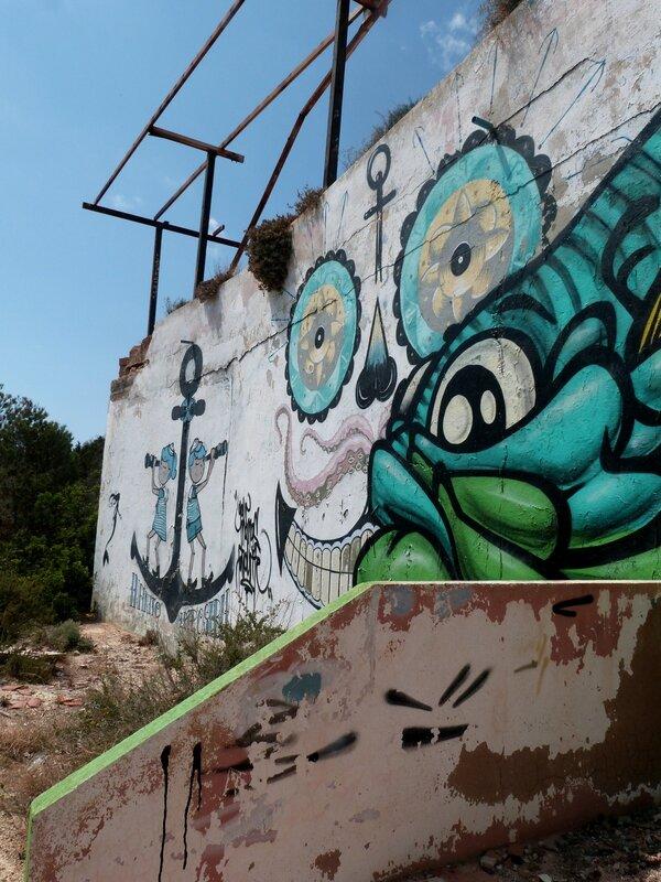 Ibiza street art 2a