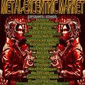 Metal excentric market : une nouvelle vente de créateurs à la cantada samedi 2 avril de 16h à 21h !