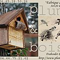 carte de visite plumes & bois 2 copy