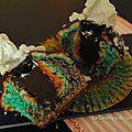 Les cupcakes surprises!