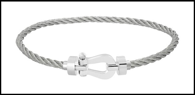 fred bracelet force 10 or gris