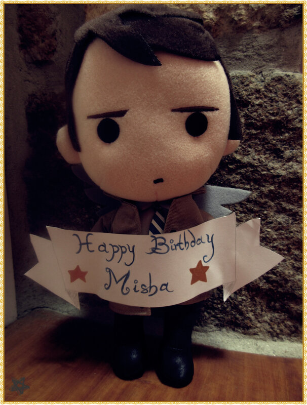 Happy Birthday Misha Collins