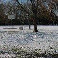 la mfr sous la neige