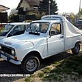 Renault 4l 4x4 pick-up