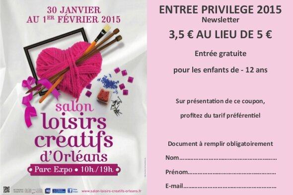 2015-Salon Orléans entrée réduite