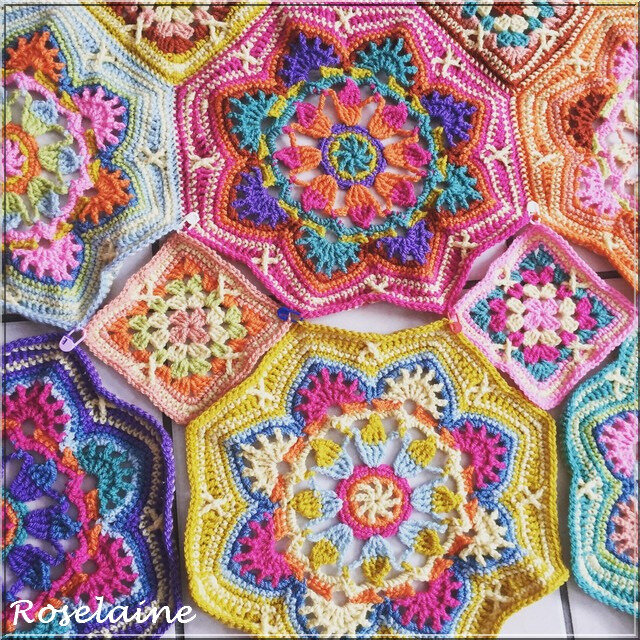 Roselaine Persian Tiles Eastern Jewels 7