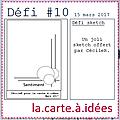 defi -10 sketch