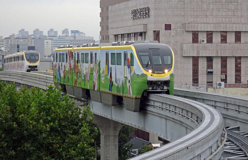 Monorail Daegu 5