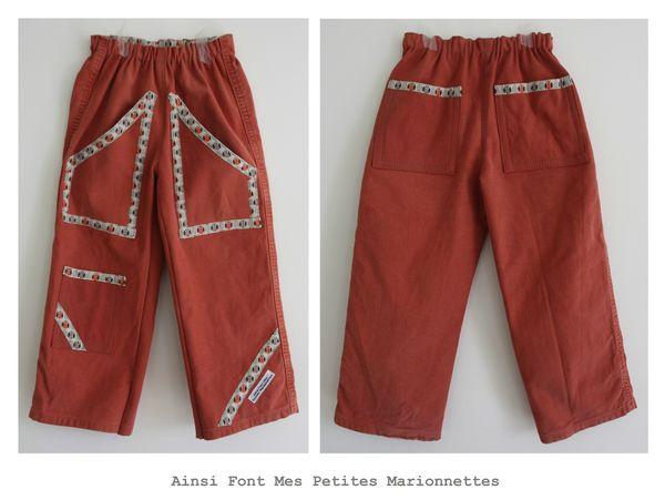 pantalon gabin hibou 2