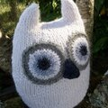Big owl ou ... chouette c'est l'été !!!
