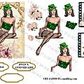 Copie de pin up st patrick