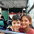 trajet en bus