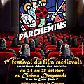 1er festival du film médiéval