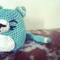 cham chall chat crochet