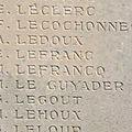 Challenge az - les disparus de signeulx : l comme maurice henri julien lefrancq