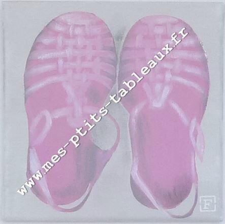 Les ptites sandales