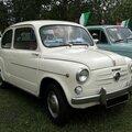 Fiat 600 seicento-1962