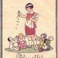 Bleuette: décalco-manie #1