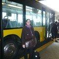 bus pour changer de terminal