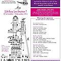 Salon du livre de montreuil / signatures