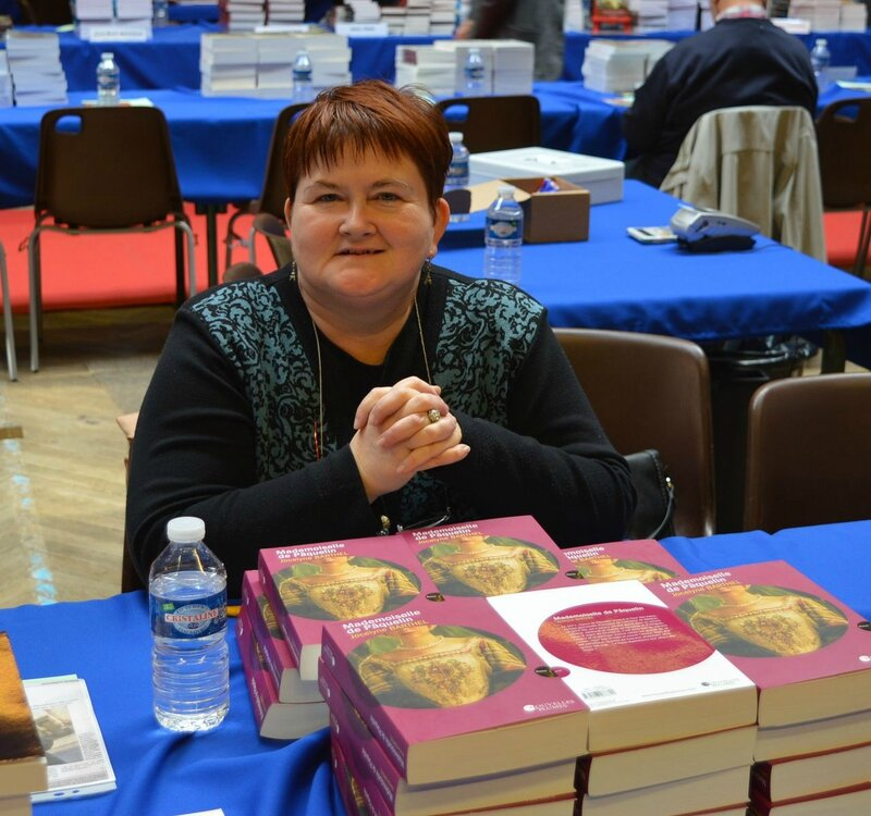 Jocelyne Barthel... un superbe roman historique : Mademoiselle de Pâquelin