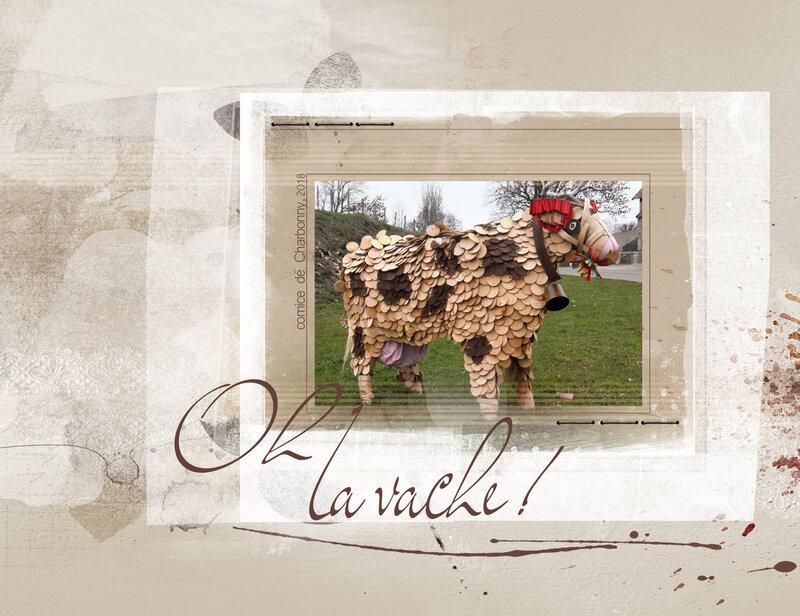 Charbonny-Oh la vache