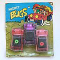 Blister voitures buggy marque moc