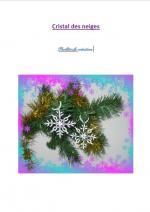 cristal des neiges 1ère page