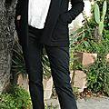 Garde-robe 2017 : veste --> cannelle jersey noir
