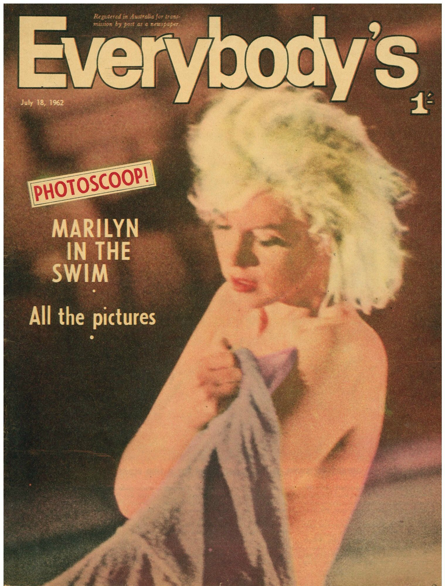 Everybody's (usa) 1962