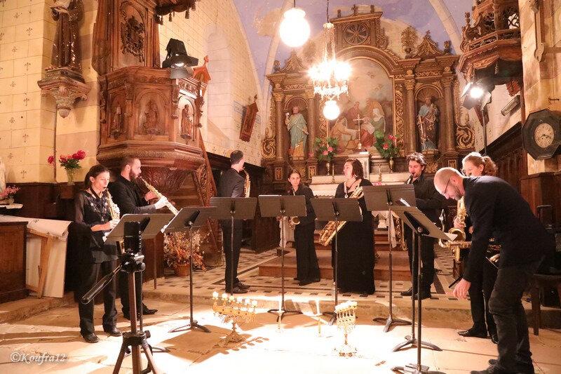 Photos JMP©Koufra12 - Tauriac - Concert - 27102018 - 0035
