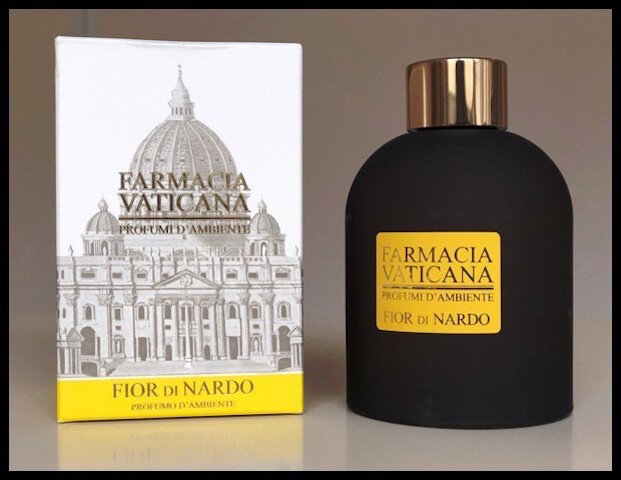 pharmacie vatican parfum ambiance diffuseur