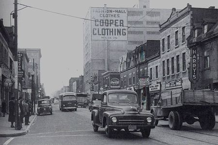 Saint-Laurent et Saint-Cuthbert 1952