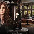 Mortal Instruments movie Clary Fray