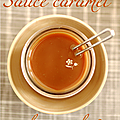 Sauce caramel de paresseuse, au lait d'avoine ou jus de pomme