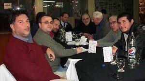 Ariel Godoy, Luis Emilio Annino, Mariano Molina, Raul Díaz, Faruk Alem,