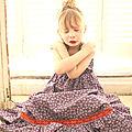 La robe mini-martine pour lou-lise