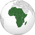 Africa__orthographic_projection_