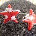 Minibos Etoiles rouges - 4€