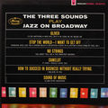 The Three Sounds - 1962 - Play Jazz On Broadway (Mercury)