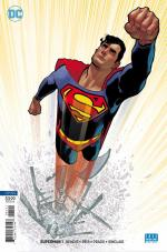 rebirth superman V2 01 variant