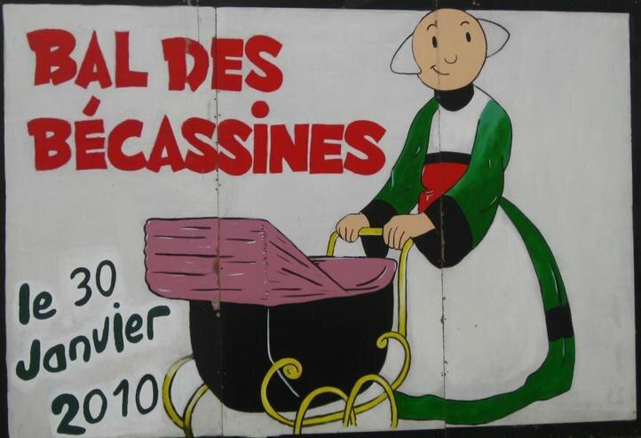 bécassine 2010