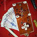 Le portefeuille magique a 04 oeuil du maitre marabout sawinlin