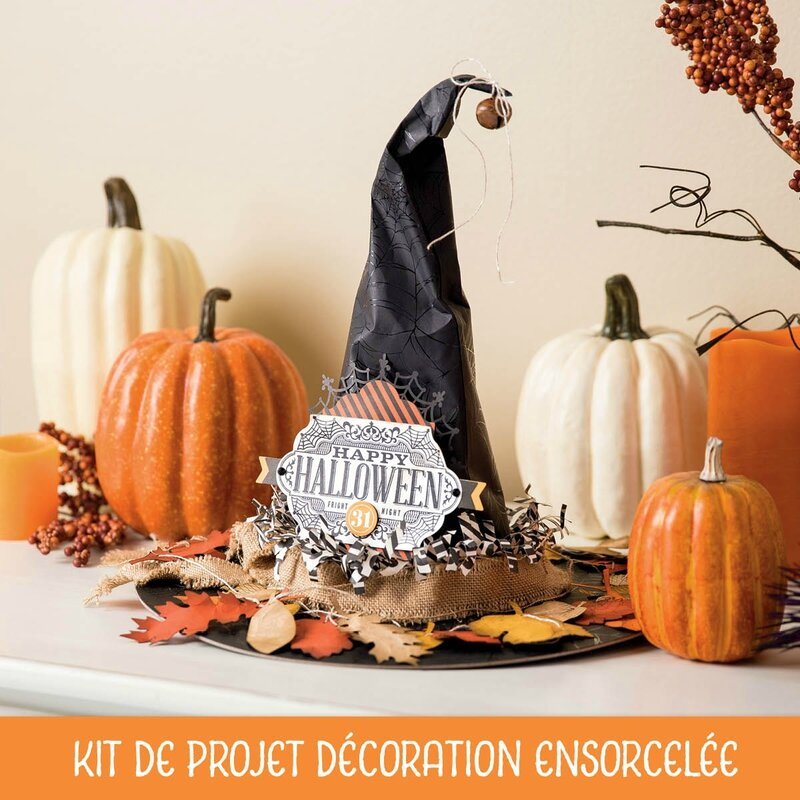 KIT DE PROJET DECORATION ENSORCELLEE 2