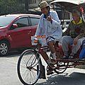 Des moyens de transport...