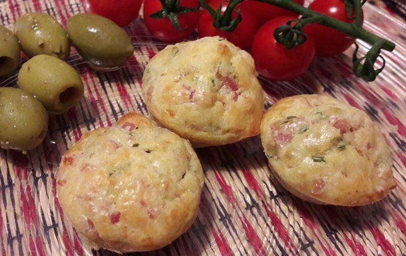 bouchées parmesan-jambon-ciboulette (3)