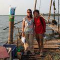 Le nouveau couple de pêcheurs de Fort-Cochin ?